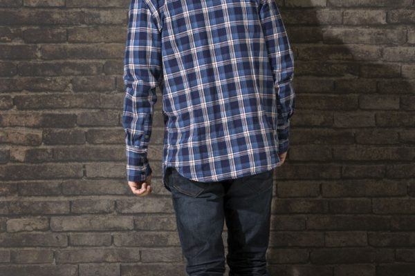 COLLECTION JACOB - CHECKERED BLUE