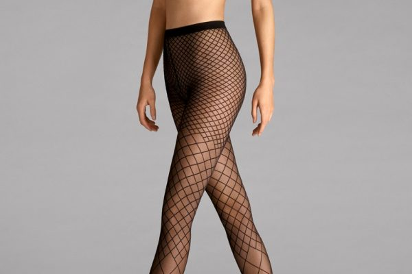 Wolford 14541 Karo Tights