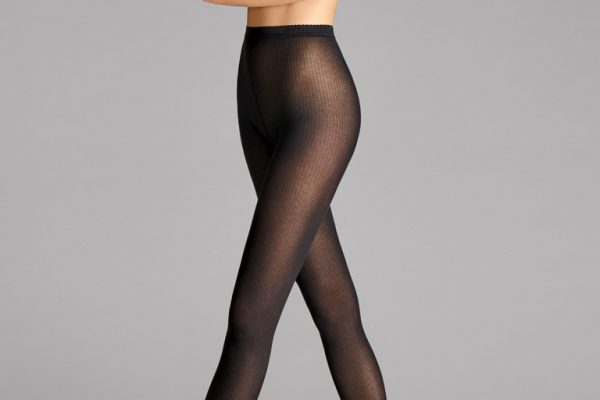 Wolford 15015 Superfine Cotton Rib tights