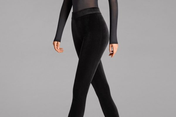 Wolford 19183 Velvet Leggings