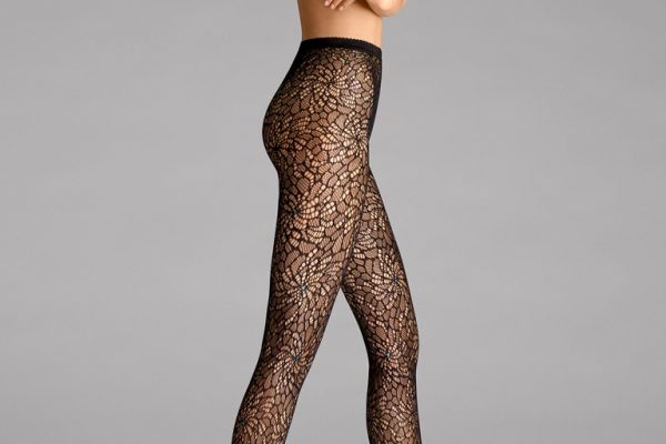 Wolford 19184 Lace Tights