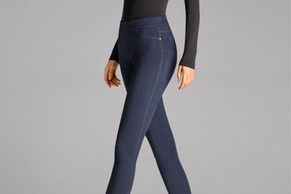 Wolford 19185 Velour jeggings