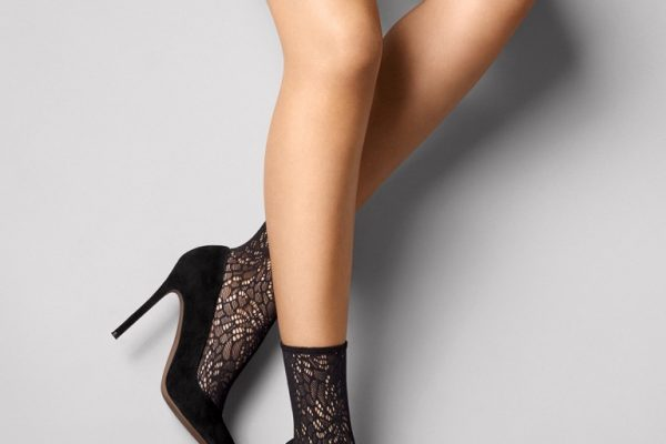 Wolford 41541 Lace socks