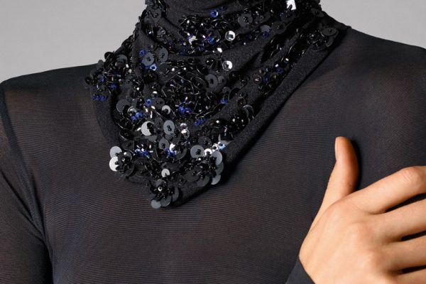 Wolford 96328 Sparkle Scarf