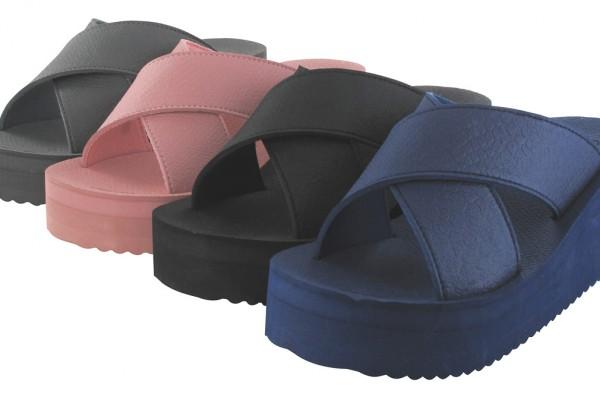 Flip Flop Platform cross sandals