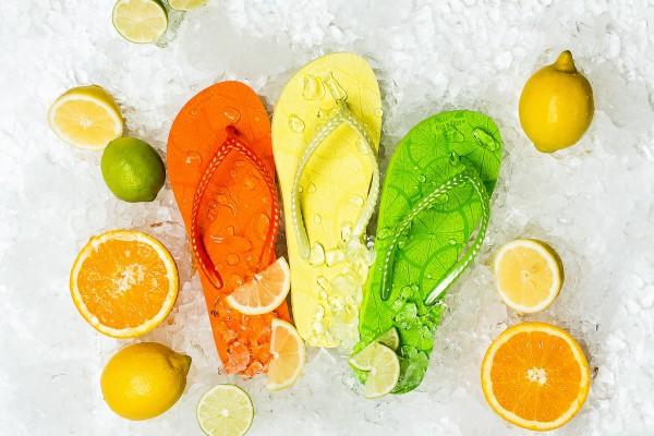 Flip Flop Slim Lemons and Lime vitamins