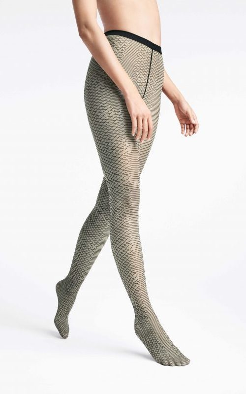Diamond Snake Tights