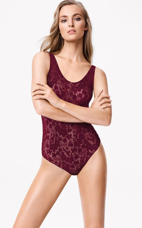 WOLFORD GREECE CAMELIA BODY