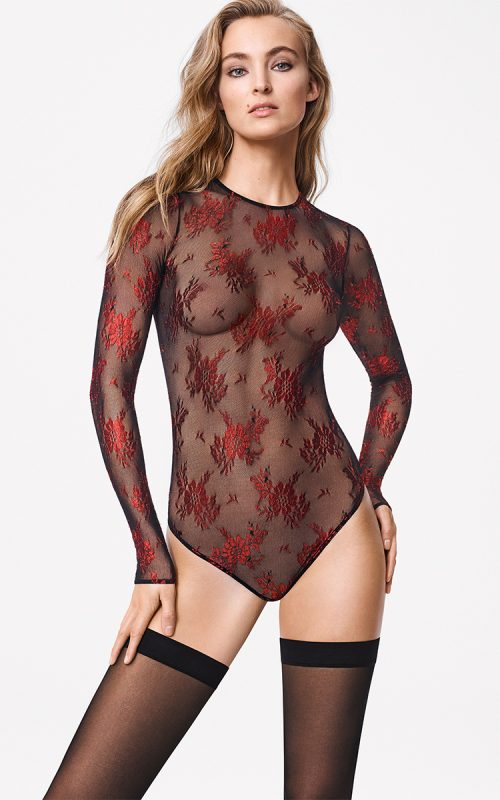 WOLFORD GREECE LEA STRING BODY