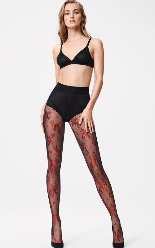 WOLFORD GREECE LEA TIGHTS