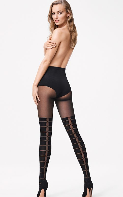 WOLFORD GREECE GRACE TIGHTS