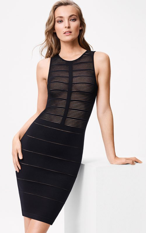 WOLFORD GREECE OLIVIA DRESS