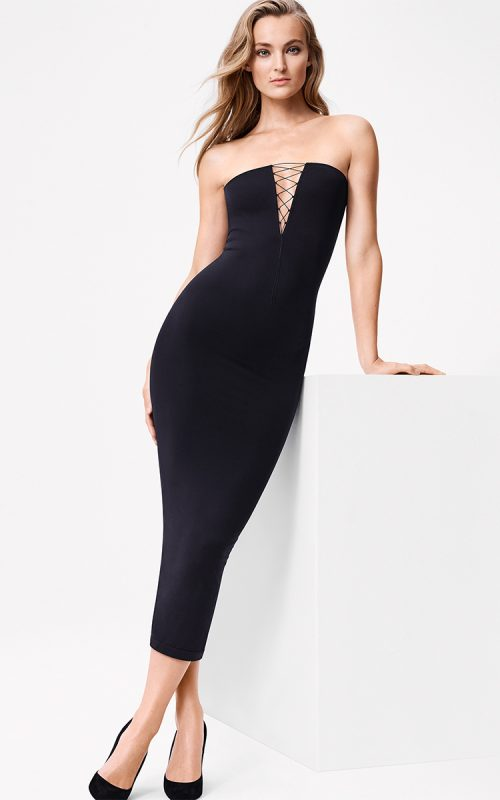 WOLFORD GREECE GRACE DRESS
