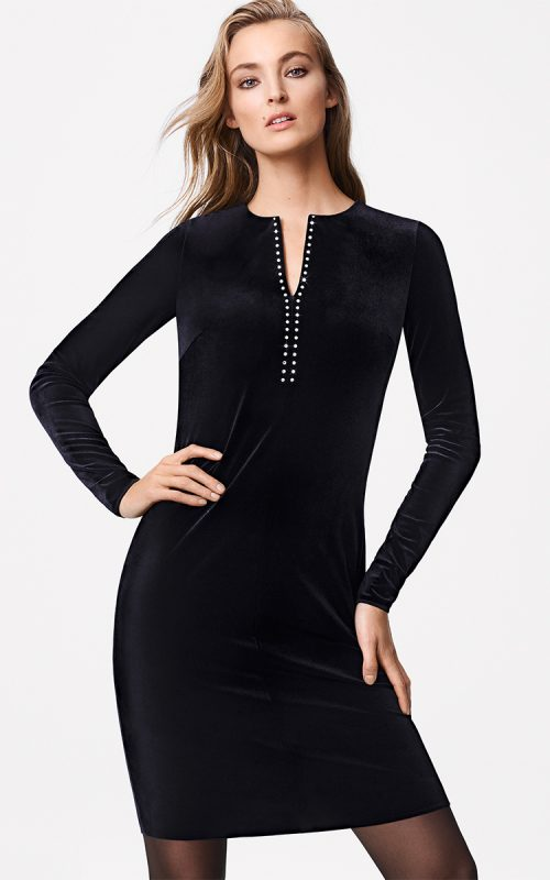 WOLFORD GREECE HENRIETTA DRESS