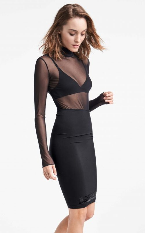 Snake Shimmer Dress