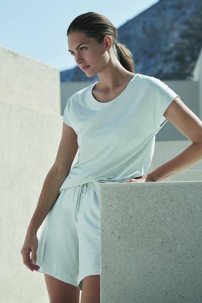 Natural Elegance SSlv Shirt
