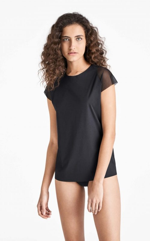 Wolford Pure Tulle Shirt