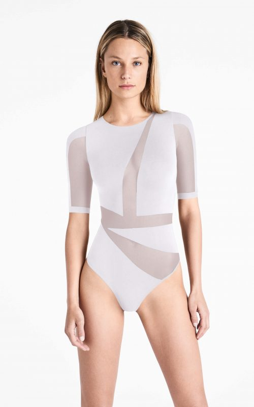Wolford Sail Print String Body